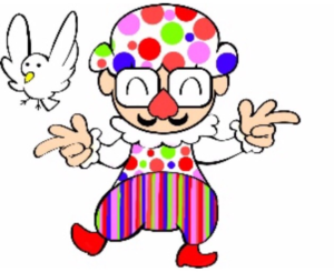 福岡マジシャンのピーちゃん