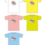 ピーちゃんTシャツ